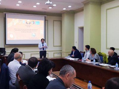 Создание лаборатории композитов обсудили в Узбекистане