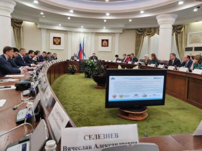 «Композиты России» приняли участие в заседании Правительства Архангельской области