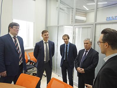 «Композиты России» и Холдинг «Росэлектроника» обсудили ИТ-проекты