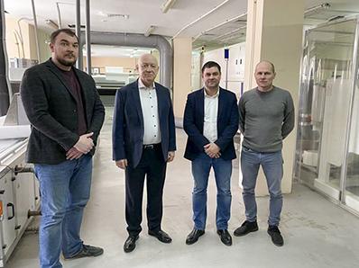 «Композиты России» и СГУ обсудили возможности применения инновационных мембран