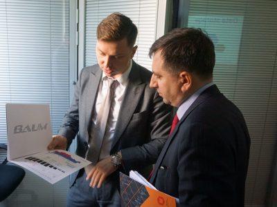 «Композиты России» и АО «МИР» провели рабочую встречу