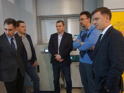 «Композиты России» и Росатом обсудили перспективные проекты
