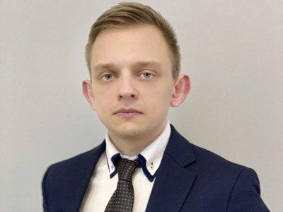 Поздравляем Андрея Новикова с успешной защитой кандидатской диссертации