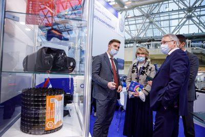 «Композиты России» представили свои разработки на «Вузпромэкспо»