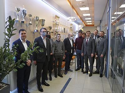 Поручения Правительства РФ обсудили в Центре НТИ «Цифровое материаловедение»