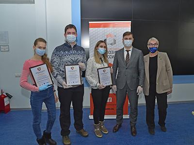 «Композиты России» вручили премии бауманцам