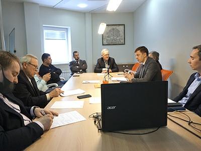 «Дорожную карту» Центра НТИ обсудили с представителями кафедр МГТУ имени Баумана