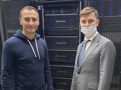 Технологические IT-платформы для госсектора РФ