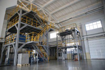 Производство электроизоляционных огнестойких компаундов