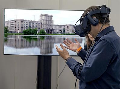 Цифровые решения Центра НТИ для Росконгресса