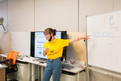Летняя инклюзивная инженерно-техническая школа