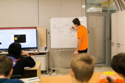 Старт детской инженерно-технической школы «Инженеры добра»