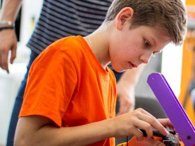Детская инженерно-техническая школа начнет свою работу уже в августе