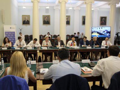 Механизмы внедрения исследований в стартапы Германии и России обсудили в Бауманском университете