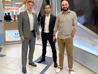Решения на основе искусственного интеллекта представили Российскому фонду IT-технологий