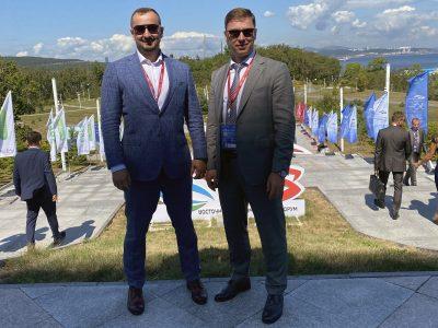 Делегация МИЦ «Композиты России» прибыла на Восточный экономический форум