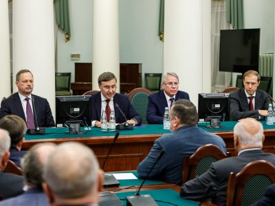 Михаил Гордин назначен и.о. ректора МГТУ им. Баумана